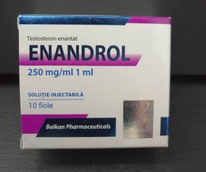 Balkan Pharma Enandrol Dosage Quantification Lab Results [PDF]