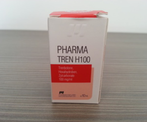 Pharmacom Labs PHARMA Tren H100 Dosage, Microbiological Lab Results [PDF]