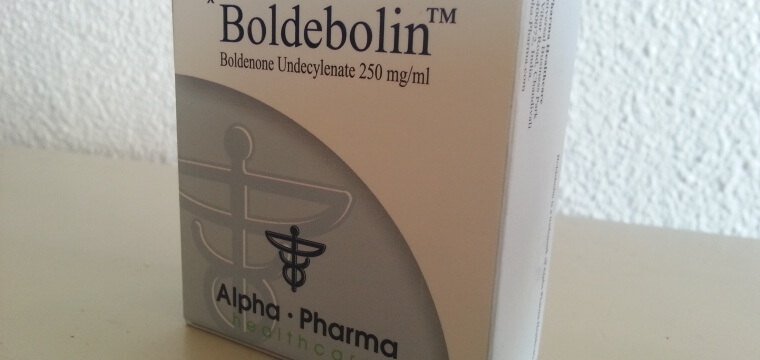 Alpha Pharma Boldebolin Lab Test Results