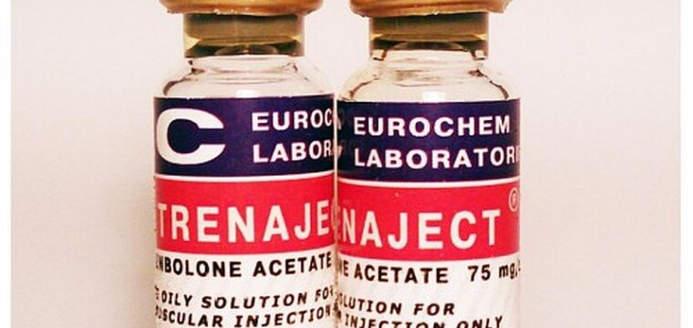 EuroChem Laboratories EC Trenaject 75 Lab Test Results