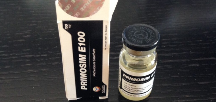 Novocrine Primosim E100 Lab Test Results