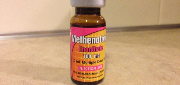 Paxton Pharmaceuticals Methenolone Enanthate Lab Test Results