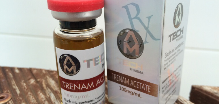 AM Tech Pharma Trenam Acetate Lab Test Results