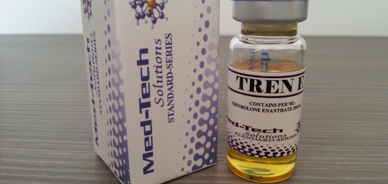 Med-Tech Solutions Tren E Lab Test Results