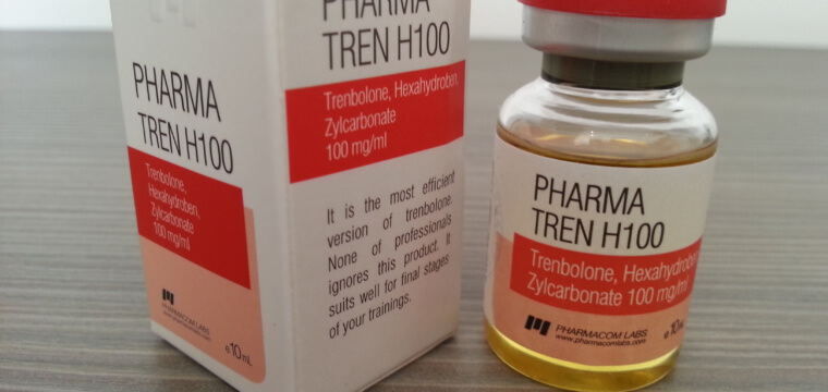 Pharmacom Labs PHARMA Tren H100 Lab Test Results