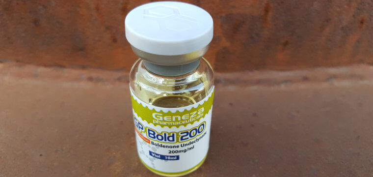 Geneza Pharmaceuticals GP Bold 200 Dosage Quantification Lab Results [PDF]