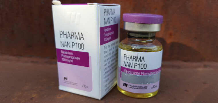 Pharmacom Labs PHARMA Nan P100 Lab Test Results