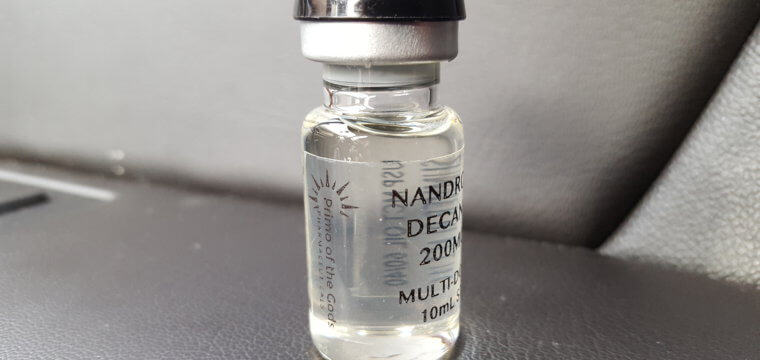 Primo of the Gods Nandrolone Decanoate Dosage Quantification Lab Results [PDF]