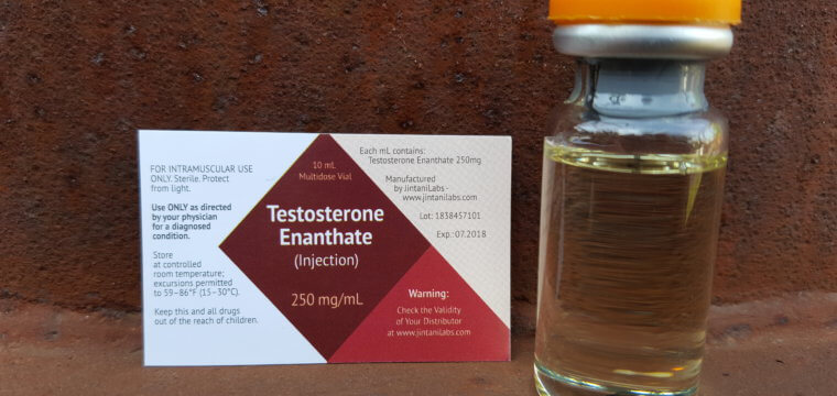 Jintani Labs Testosterone Enanthate Lab Test Results