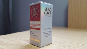 AS Labs Testosterone Enanthate