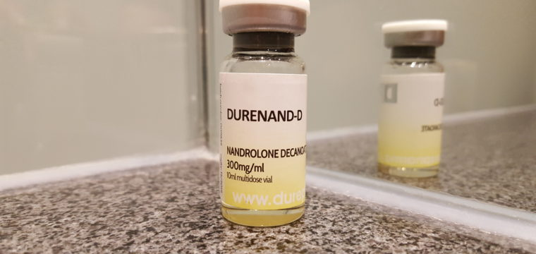 Dure Pharma Durenand-D Lab Test Results
