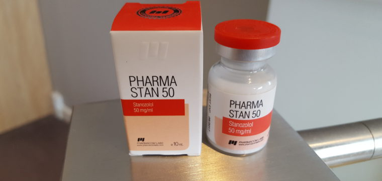 Pharmacom PHARMA Stan 50 Lab Test Results