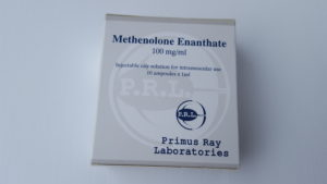 Primus Ray Laboratories Methenolone Enanthate (Primobolan)