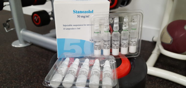 Primus Ray Laboratories Stanozolol Lab Test Results
