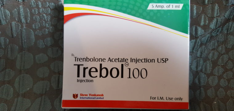 Shree Venkatesh Trebol 100 Dosage Quantification Lab Results [PDF]