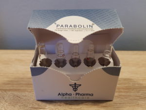Alpha Pharma Parabolin