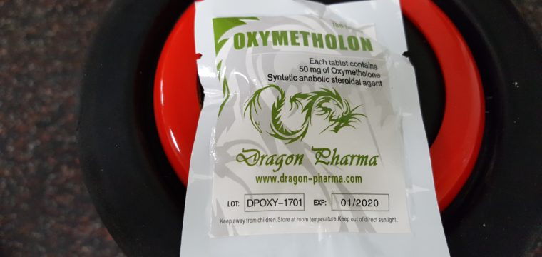 Dragon Pharma Oxymetholon Lab Test Results
