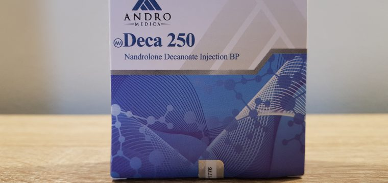 Andromedica Deca 250 Dosage Quantification Lab Results [PDF]