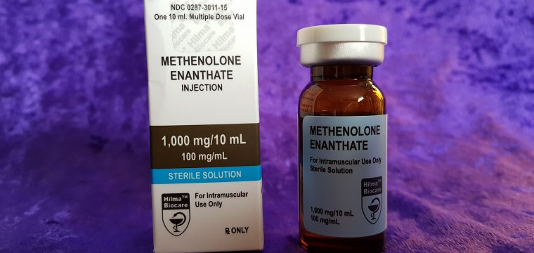 Hilma BioCare Methenolone Enanthate Lab Test Results