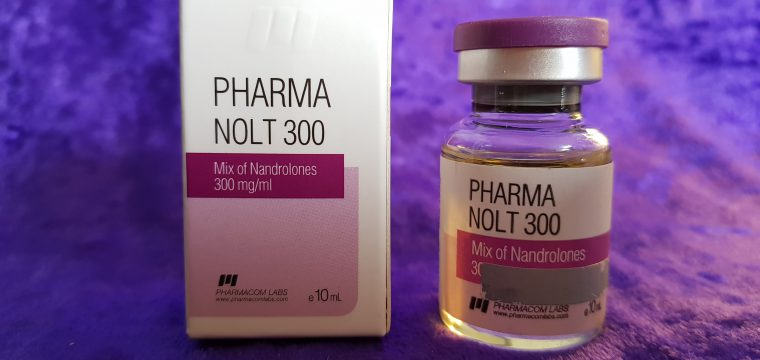 Pharmacom Labs PHARMA Nolt 300 Lab Test Results