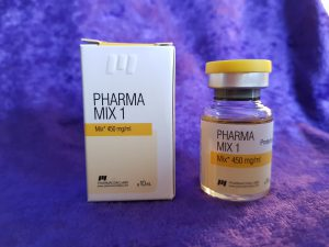 Pharmacom Labs PHARMA Mix 1 (testosterone and boldenone ester blend)
