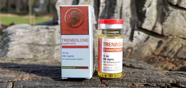 AS Labs Trenbolone Enanthate Lab Test Results