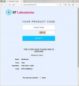 SP Labs Equipoise UPIC