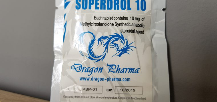 Dragon Pharma Superdrol 10 Lab Test Results