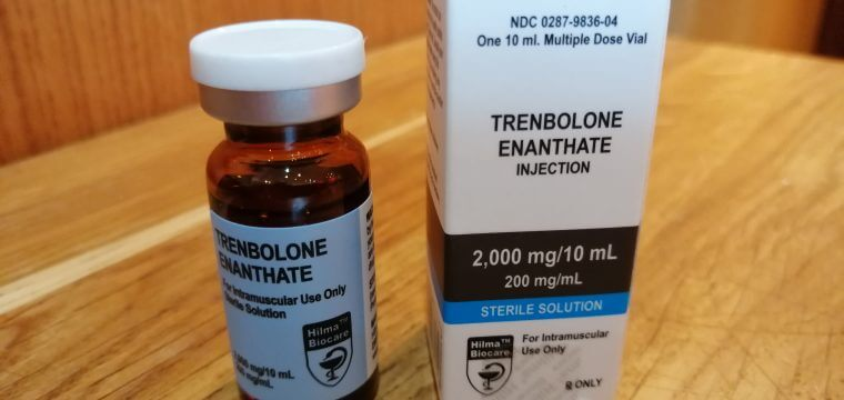 Hilma Biocare Trenbolone Enanthate Lab Test Results